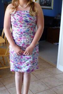 $200 LeChateau, Wedding, Grad or Prom Dress, XS 00-0, MINT