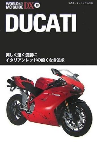 DUCATI Illustrated Encyclopedia Book 4777052141