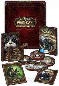 PC - World of Warcraft WOW Mysts of Pandaria Collector's Edition =In Stock
