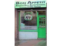 Sandwich & Baguette Shop - Bon Appetit (BUSINESS FOR SALE - £5,000) Open to Offers