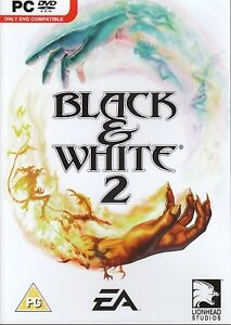 NEW BLACK & AND WHITE 2 PC XP (DVD-ROM) SEALED NEW