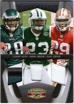on sale 38a37 bc6f6 Lesean Mccoy Jersey Card for sale | Only 4 left at -65%