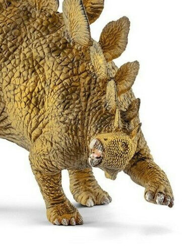 NEW/ SEALED Schleich 14568 Stegosaurus Dinosaur CONQUERING THE LAND in STOCK USA