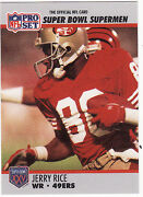 1990 Pro Set Jerry Rice