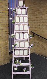 Vintage Display Ladder