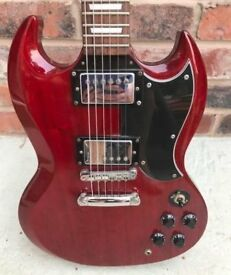 vintange gibson SG guitar