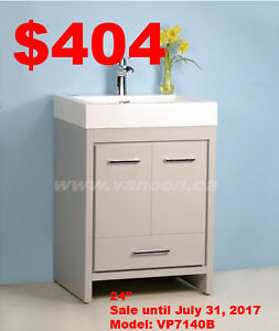 CANADA 150 PROMOTION- Save On Bathroom Fixtures