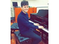 Harrow Piano Lessons - only £10 per half an hour lesson!
