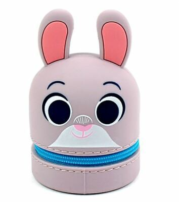 Disney Zootopia Judy Silicone Kids Coin Purse Pouch Keyring Multi Mini Pouch Bag