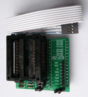Adapter Psop44 Am29f800 Am29f200 Am29f40029lv160 For Willem Programmer -u21