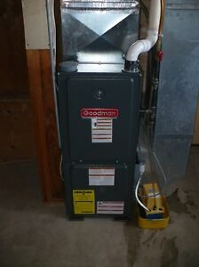 New High Efficiency Furnace & A/C Upgrade