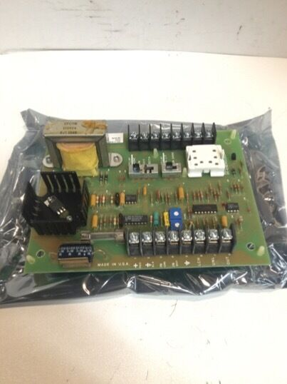 EATON CUTLER HAMMER 8161B-1X2 PHOTOELECTRIC CONTROLLER PRINTED CIRCUIT BOARD PCB