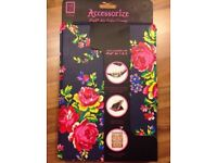 Accessorize cover for Apple iPad Air2. Slim fit case.