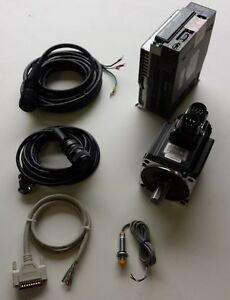 AC Servo Stepper Motor Controller Power Supply Actuator Kit