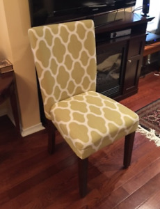 Dining Chair New still in box $75each (retail for over $150+tax)