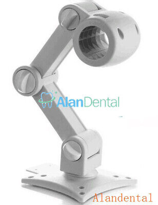 Dental Unit Post Mounted Intraoral Camera Mount Arm For Lcd Monitor Alan