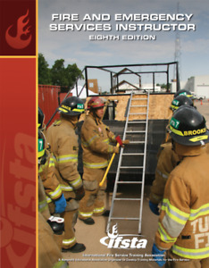WANTED - FIRE INSTRUCTOR TEXTBOOK