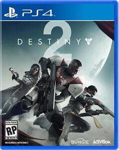 Destiny 2 +Rise of the Tomb raider