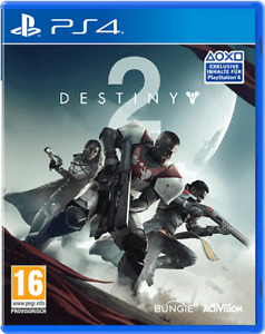 Destiny 2 - PS4 - Brand new still in package