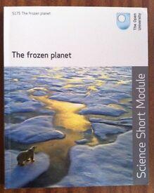 THE OPEN UNIVERSITY - THE FROZEN PLANET