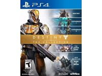 Destiny - The Collection PS4 £20