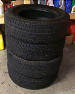 Like New Michelin LTX 10 ply tires