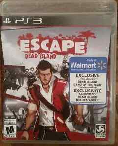 Dead Island Escape + Dead Island for PS3