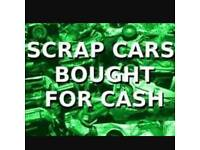 cash for your old unwanted car + local recovery