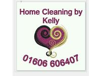 Home Cleaning By Kelly
