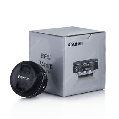 NEW Canon EF-S 24mm f/2.8 STM Wide Angle Lens