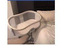 HALO bassinet sleeper in hamask £ 75