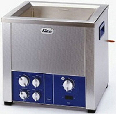 NEW Elma Elmasonic 2.5 Gallon TIH250MF2 Ultrasonic Cleaner Tank And Basket