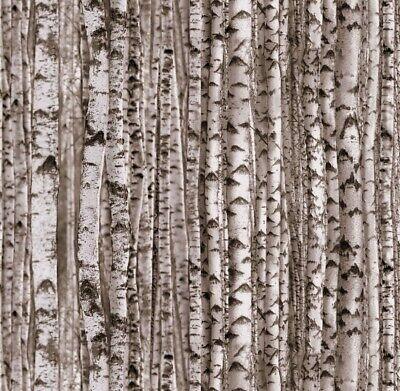 Landscape Yard (Landscape Medley Fabric - Birch Stripe Gray Taupe - Elizabeth's Studio YARD )