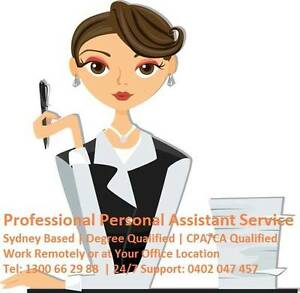Professional Personal Assitant Service for Home and Business Sydney City Inner Sydney Preview