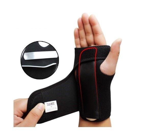 Handgelenkstütze Handgelenkbandage Handbandage Sportbandage Handstütze R-094