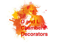 Painter and Decorator - D and L Chambers Decorators