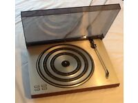 Bang and Olufsen Record Player AND Amplifier