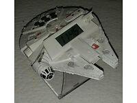 Star Wars Millennium Falcon Alarm Radio