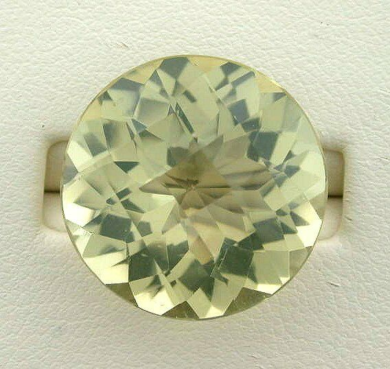 20mm Round Checkerboard Brazilian Natural Gem Stone Gemstone