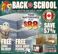 We have the best Mattress prices,Check all flyers,Were the best!