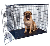 The Grreat Choice Double Door Dog Crate XX-Large