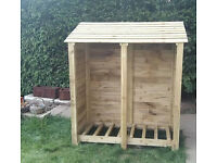 Log store Various size 4Ft ,6FT ,7FT