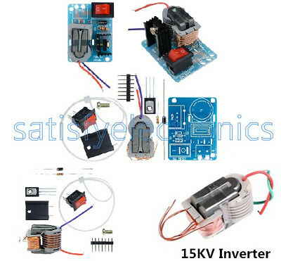15kv High Frequency Inverter Generator High Voltage Electric Ignitor Coil Arc F
