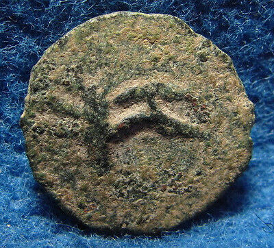 EX small and RARE 12mm. minima of PHOENICIA Tyre. Pseudo-autonomous. 1-2cen.AD.