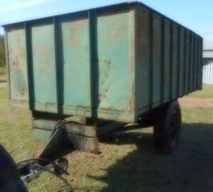 Hydraulic Tipping Trailer Singleton Singleton Area Preview