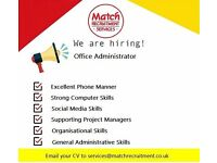 Office Administrator In Westerham