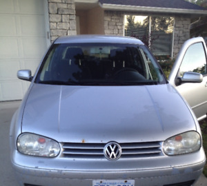 $1500 OBO 2007 VW City Golf 194000 km