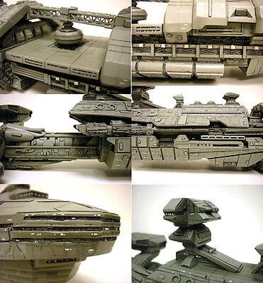 Roger Young Starship Carrier Model Hobby Kit 18SHM02