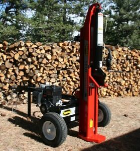 Log splitter for rent