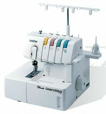 Brother 2340CV, Cover, Advanced Serger, Color-Coded Threadin